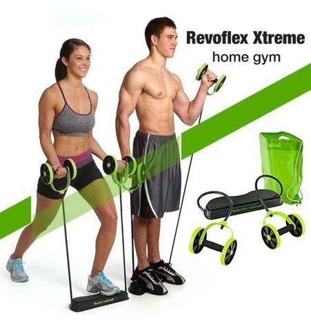 Revoflex aparelho de exercícios múltiplos - Foto 6