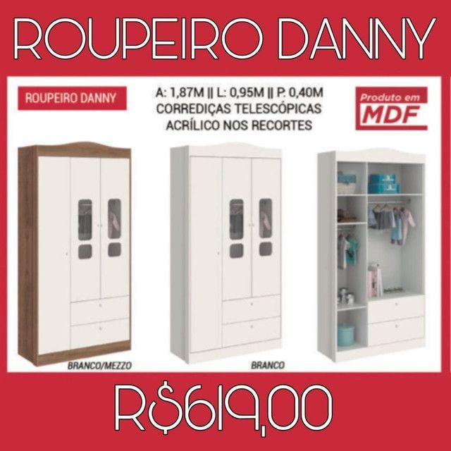 Roupeiro Danny