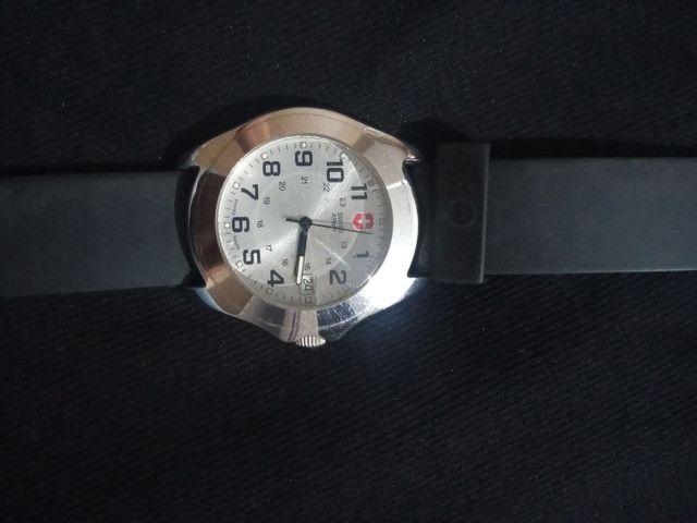 Relógio swiss Atmy