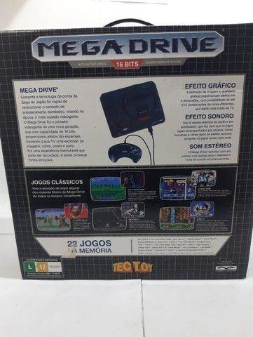 Console Sega Megadrive 16 bits - Tec Toy - Foto 2