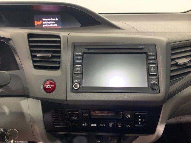 Honda CIVIC EXR 2.0 16V FLEX AUT. - Foto 9