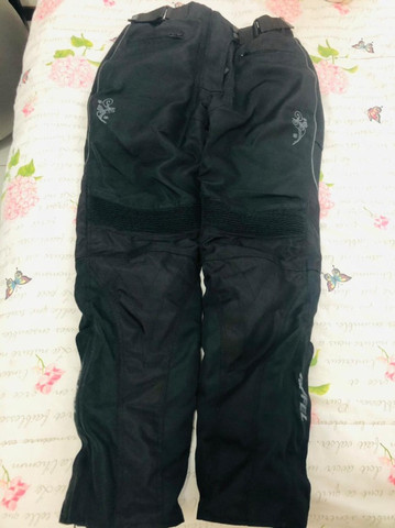 BARBADA- Conjunto Motociclista (Jaqueta e calça) Riffel Feminino Dynamic 2.0  - Foto 2