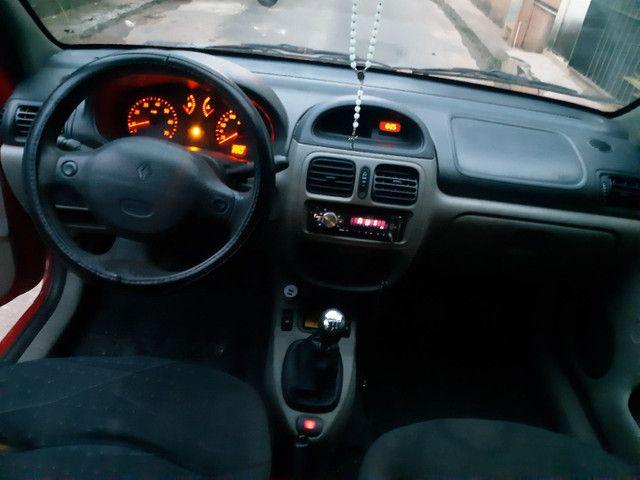 Vendo Renault Clio duas portas completo  - Foto 6