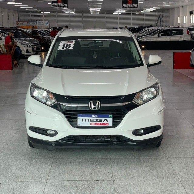 Honda HR-V EXL 1.8 Automática 2016 Baixa Km Carro Impecável Honda é Honda   - Foto 2