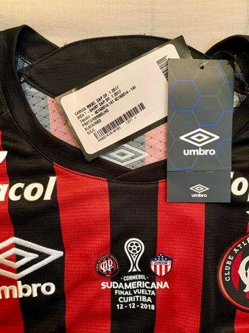 Camisa Atlético Paranaense  - Foto 4