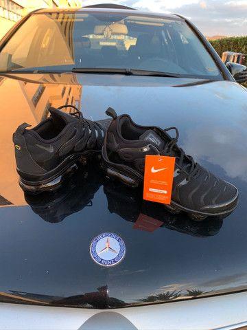 Nike Vapormax Plus Preto - Foto 4