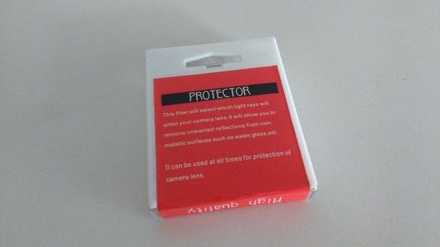 Filtro polarizador para lentes 52mm - Foto 2