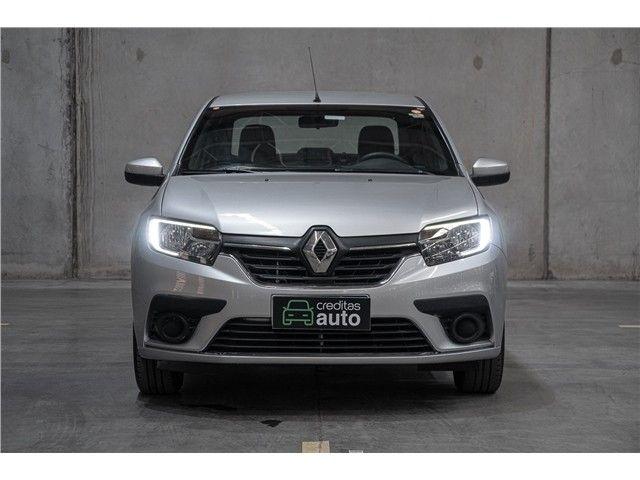 Renault Logan 2020 1.0 12v sce flex zen manual - Foto 3