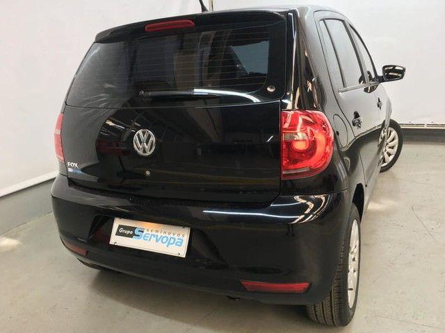 Volkswagen FOX 1.0 MI 8V TOTAL FLEX 4P - Foto 5
