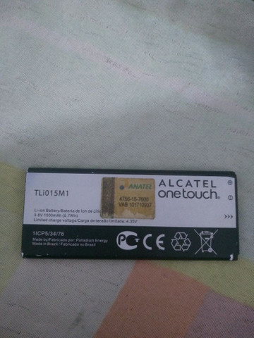 Bateria do Alcatel one touch
