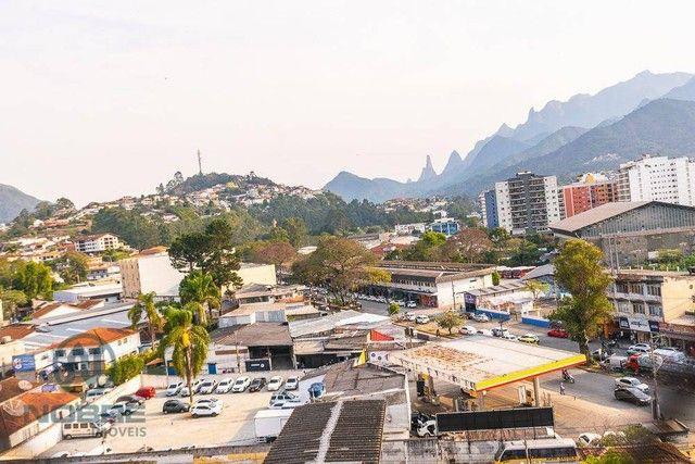 Apartamento com 2 dormitórios para alugar, 70 m² por R$ 1.600/mês - Várzea - Teresópolis/R - Foto 10