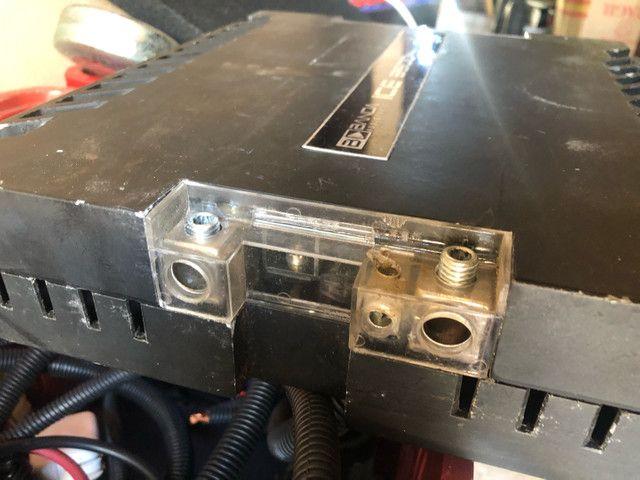 Amplificador automotivo 12v Banda Ice 3500 - Foto 3