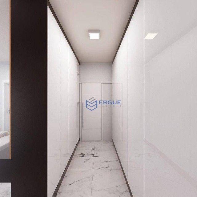 Casa com 3 dormitórios à venda, 132 m² por R$ 469.000,00 - Coité - Eusébio/CE - Foto 15
