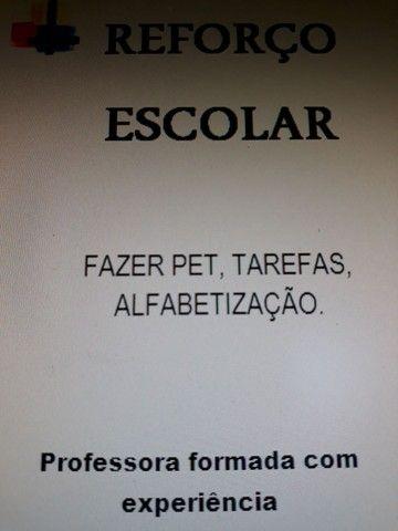 REFORÇO ESCOLAR  - Foto 2