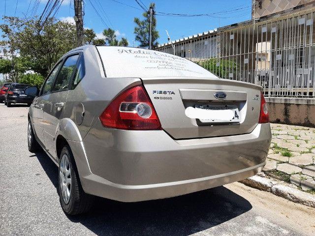 Ford Fiesta Sedan 1.6 Completo - Foto 5