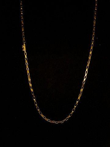 Corrente Cartier - Banhado a ouro 18k