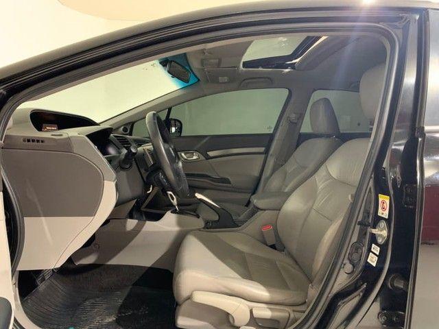 Honda CIVIC EXR 2.0 16V FLEX AUT. - Foto 7