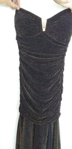 Vestido de festa longo. - Foto 2