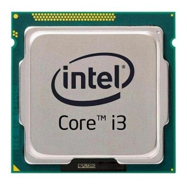 Processador Intel Core I3- 1151- 6 geração