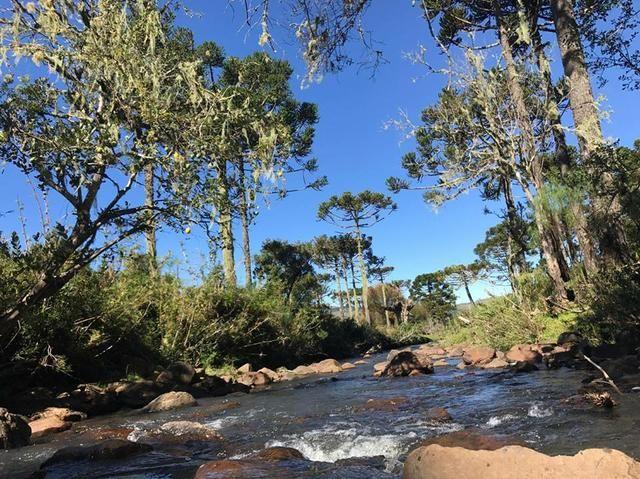 Chácara em Urubici com rio e nascente