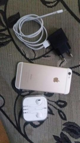 Iphone 6 16 giga gold
