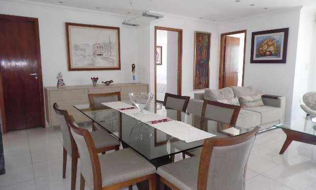 Apartamento 3qts em Tambaú, projeto (Florense), todo mobiliado