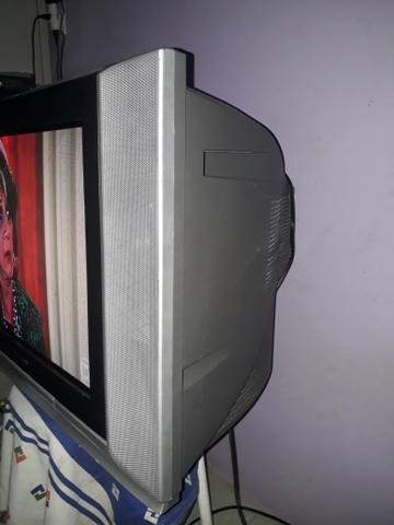 TV 21Boa,(Garantia,Troco,cartão)Entrego - Foto 5