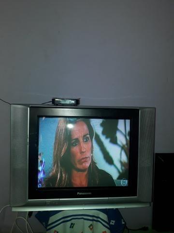 TV 21Boa,(Garantia,Troco,cartão)Entrego - Foto 3