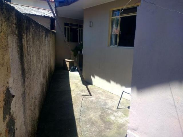 3 casas à venda - xaxim - curitiba/pr 03 casas em alvenaria; - Foto 15
