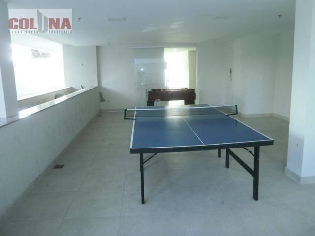 Apartamento com 3 dormitórios à venda, 110 m² por R$ 900.000 - Jardim Icaraí - Niterói/RJ - Foto 17