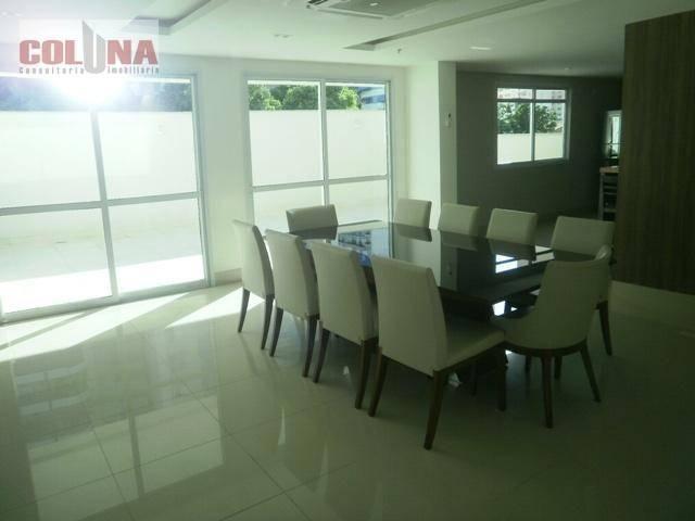 Apartamento com 3 dormitórios à venda, 110 m² por R$ 900.000 - Jardim Icaraí - Niterói/RJ - Foto 13