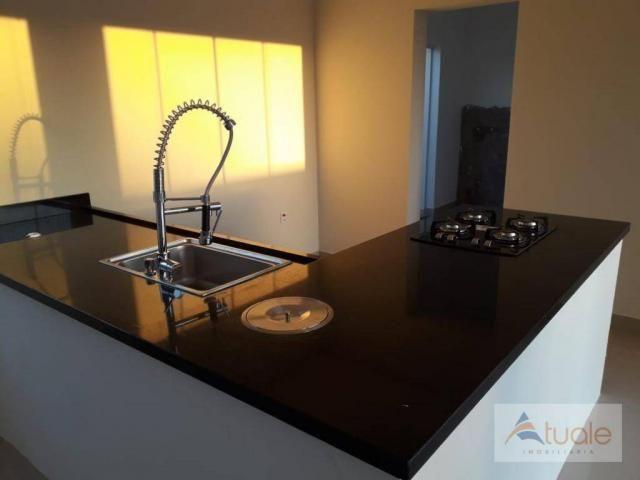 Casa com 3 dormitórios à venda, 440 m² - parque olívio franceschini - hortolândia/sp - Foto 4