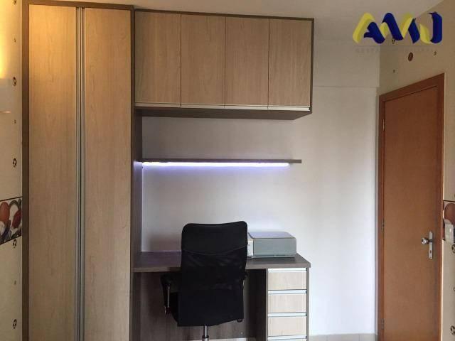 Apartamento à venda, 113 m² por r$ 410.000,00 - setor bueno - goiânia/go - Foto 12