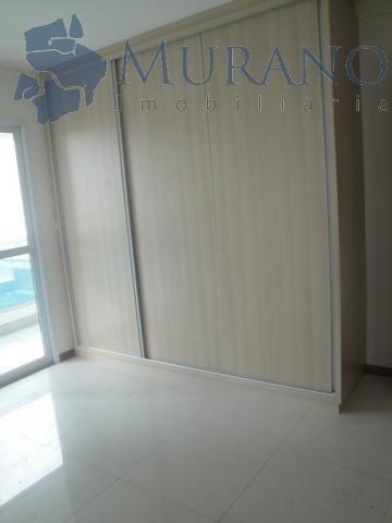 Murano Imobiliária aluga apartamento de 3 quartos na Praia de Itapuã, Vila Velha - ES. - Foto 10
