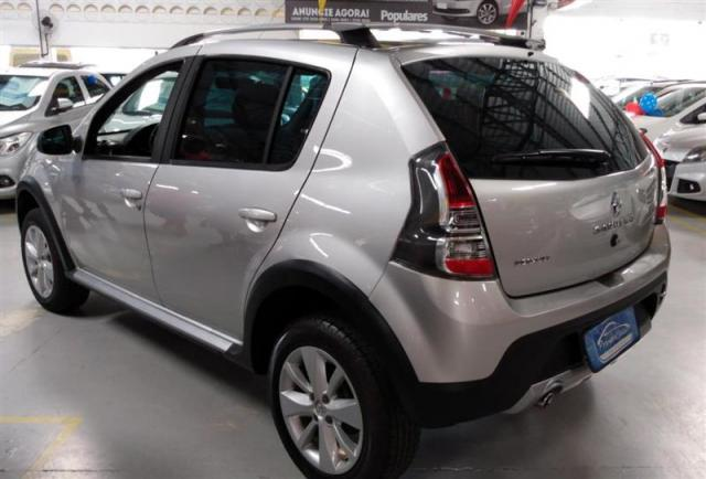 RENAULT SANDERO 1.6 STEPWAY 16V FLEX 4P MANUAL - Foto 6