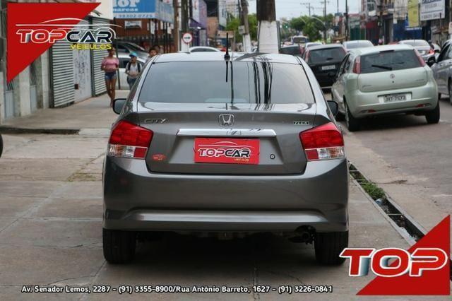 Honda City 1.5 DX 2011/2012 é na Top Car! - Foto 4
