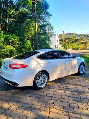 Ford Fusion Titanium awd 2015 2.0 Turbo (Pacote premium/interior caramelo)