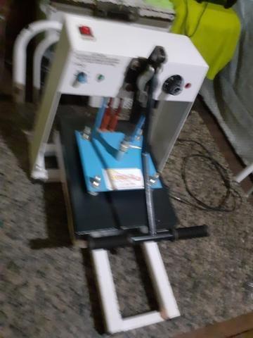 Máquina de estampa - Foto 4