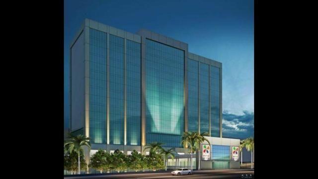 Sala no shopping da ilha 40m2 R$1650 c/divisória - Foto 5