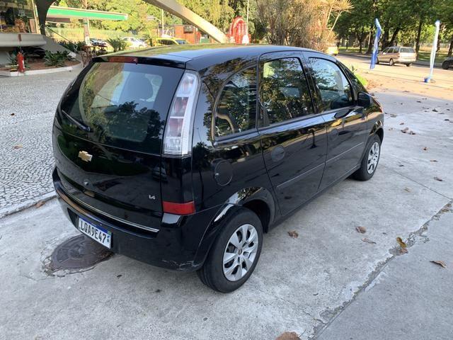 Chevrolet Meriva Joy 1.4 GNV So Hoje - Foto 2