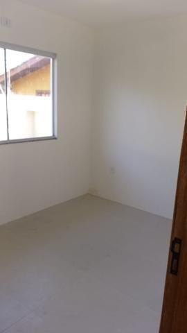 Casa terrea 2dorm 1suite C/estrutura segundo piso em otima localização - Foto 5