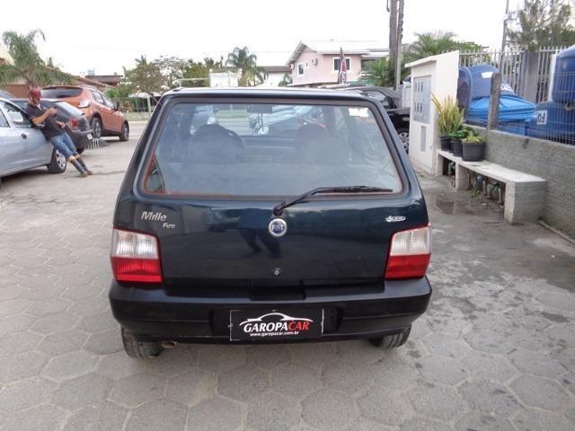 Fiat - Uno mille 1.0 fire Flex Com GNV Legalizado - 2006 - Foto 10