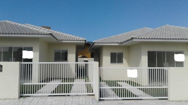 Casa terrea 2dorm 1suite C/estrutura segundo piso em otima localização