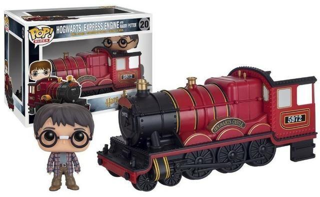 Boneco Funko Pop Harry Potter 20 Hogwarts Express c/ Harry Potter