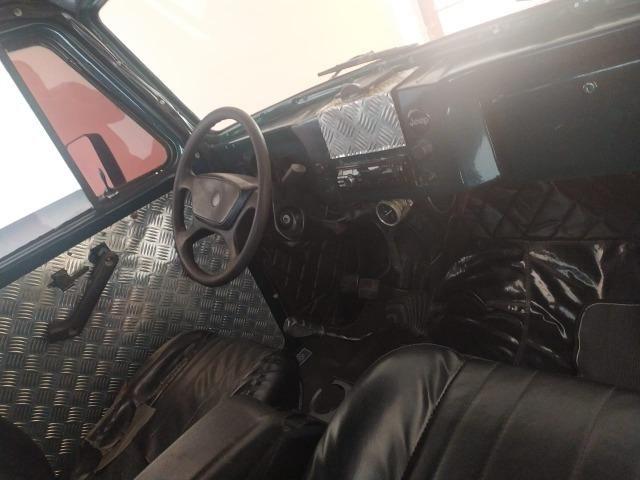 Vendo Rural Willys ano 1972 Turbo Diesel - Foto 8