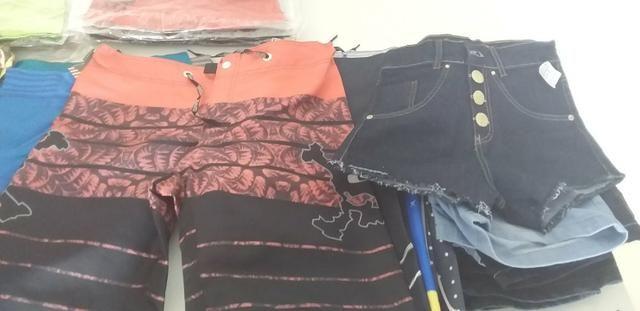 Cuecas box 3 por r$ 27,00 shorts femininos r$ 50,00 bermudas masculinas apartir de r$40,00 - Foto 2