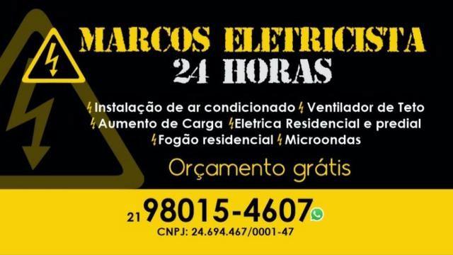 Eletricista e Assistência Técnica (Rio de Janeiro)