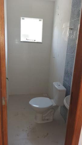 Casa terrea 2dorm 1suite C/estrutura segundo piso em otima localização - Foto 6
