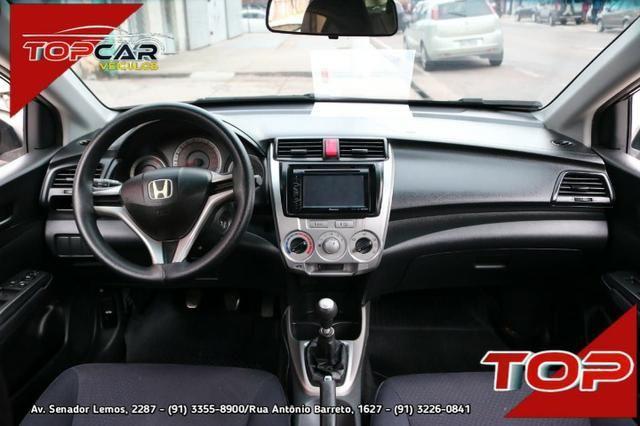 Honda City 1.5 DX 2011/2012 é na Top Car! - Foto 7