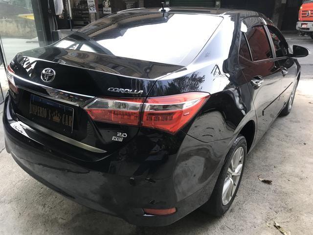 Corolla 2015 XEI Muito Novo (Troco e financio) - Foto 3